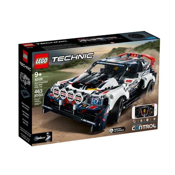 LEGO® Technic 42109 RC Top Gear pretekárske auto