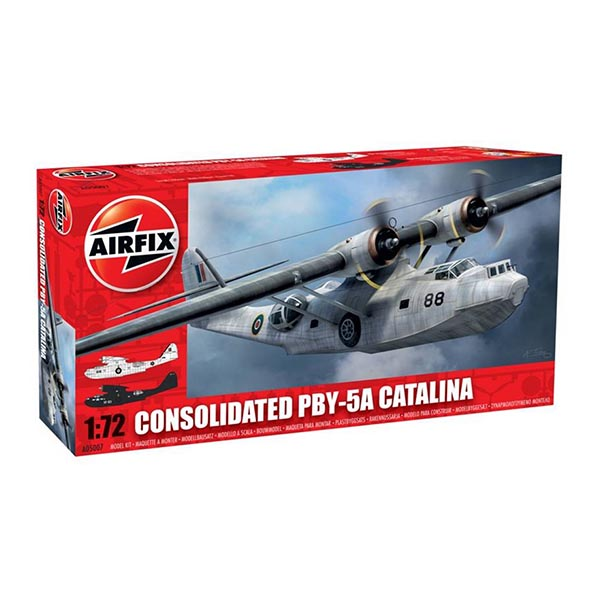 Airfix 05007 1:72 Consolidated PBY-5A Catalina