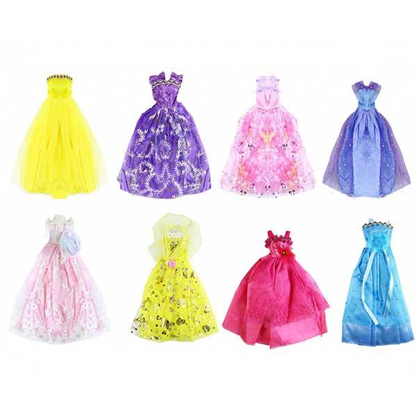 e70ba8764 Hračky | Oblečenie pre bábiky, 8 druhov | hrackybicykle.sk