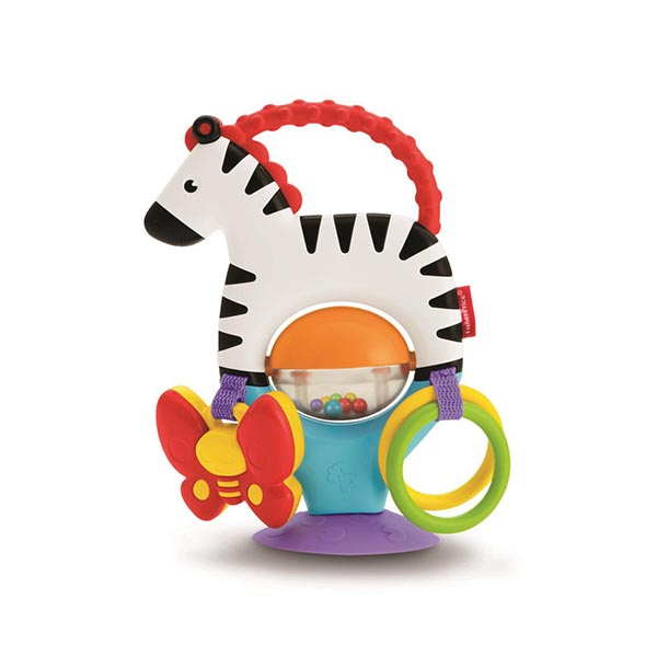 Fisher Price FGJ11 Zebra s aktivitami