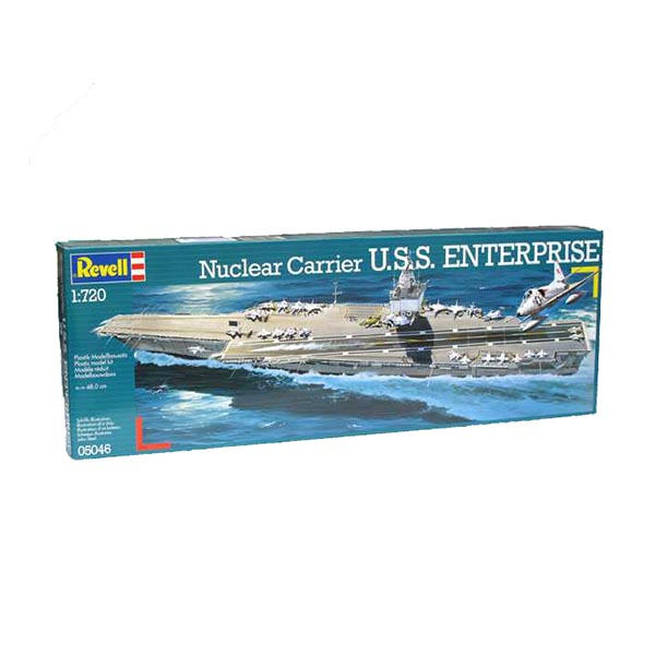 Revell 05046 1:720 U.S.S. Enterprise