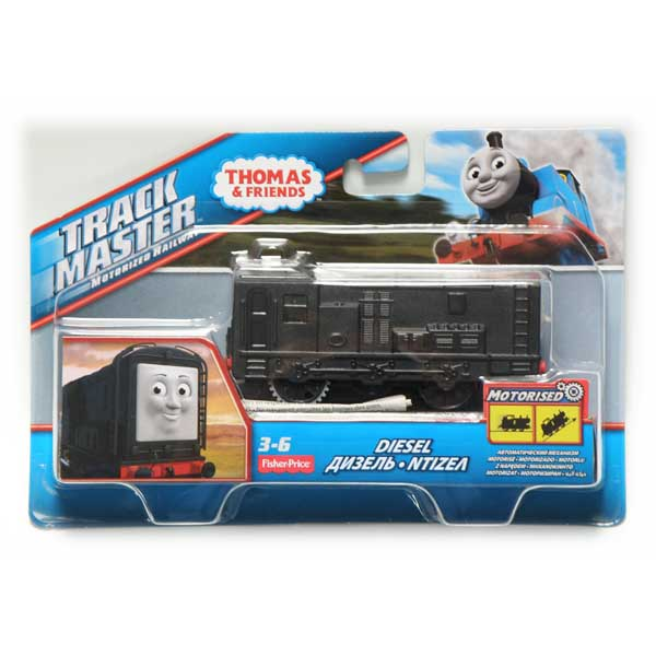 Fisher Price Thomas CKW31 CKW29 Mašinka Diesel
