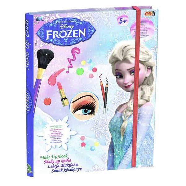 Frozen Make up kniha