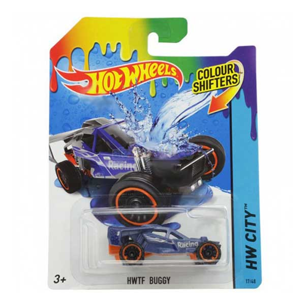 Hot Wheels CFM36 BHR15 Color Shifters HWTF Buggy