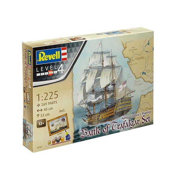 Revell 05767 1:225 Battle of Trafalgar